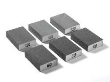 6x Drywall Sanding Sponge Pad Wet Dry Sandpaper Block 60 80 100 120 180 220 Grit