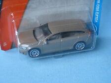 Matchbox Volvo V60 Wagon Estate Brown Toy Car in BP 73mm Long