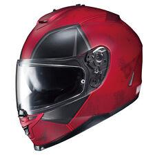 HJC Helmets Marvel Deadpool IS-17 *Brand New *** Size Large