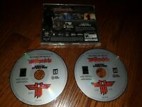 Return to Castle Wolfenstein Platinum Edition (PC, 2002) Game w/Enemy Territory