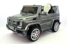2018 12V Mercedes G65 AMG Battery Power Wheeels Ride on Toy Kids Car MP3 Remote