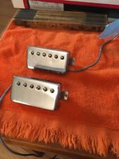 Original Gibson Patent no Sticker/ Humbucker pickups ( 2) reads 7.60 & 7.65