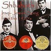 VARIOUSJEWISH IRAQI SONG, 5036098003413