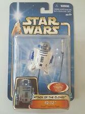 STAR WARS FIGURINE R2-D2 DROID FACTORY FLIGHT SOUS BLISTER NEUF