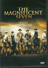 THE MAGNIFICENT SEVEN  NEW  DVD