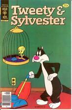 TWEETY & SYLVESTER (1963-1984 GK/WHIT) 89 F-VF Jan.1979 COMICS BOOK