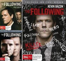 The FOLLOWING Seasons 1 2 3 : NEW DVD