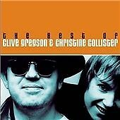 Clive Gregson & Christine Collister - The Best Of... (2010)  CD  NEW  SPEEDYPOST