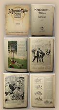 Meggendorfer Blätter Zeitschrift für Humor und Kunst 1913 92. Band xy