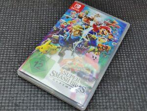 Spiel: Super Smash Bros. Ultimate - Nintendo Switch Game 2018 - Neuwertig + OVP