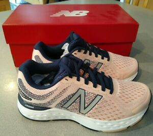NWB New Balance W680CT6 Women's Running Course Shoes Air Reflec Size 6 Wide