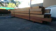 100x100 Unseasoned Hardwood Fencing Posts
