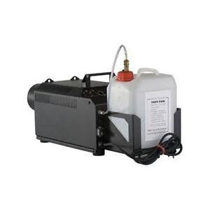 Smoke Factory Data II 2,6kw Power Nebelmaschine Profi Nebler inkl. 5L Fluid