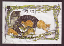 Cats Used Great Britain Regional Stamp Issues