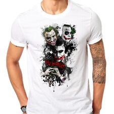 Joker Geschenk Print Tshirt T- Shirt Herren