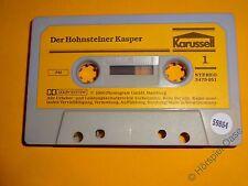 *Nur-MC* Der Hohnsteiner Kasper 1 - Kasper wird König u.a. * Karussell *