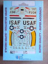 Super Scale 48-602 F-86E/F Sabre CHOPPER 336 FIS/4FIW, MiG Poison 67 FBS/18 FBG