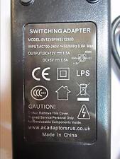 5VDC 12VDC 5PIN AC Power Adapter DA-30C01 WD Elements WD5000E035-00 Hard Drive