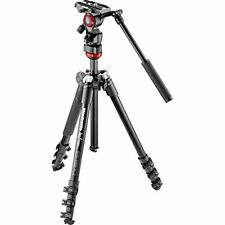 Manfrotto BeFree Tripod Kit with BeFree Live Fluid Head