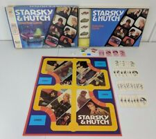 1977 Starsky and Hutch Game - Milton Bradley Board Game - Good Condition
