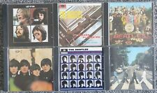 The Beatles - 6 x CD Album Collection - Abbey Road, Let It Be, Please Please Me