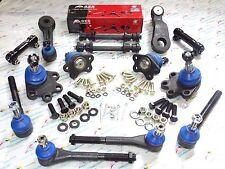 4WD 14PCS Suspension Kit CHEVY K2500 8600 Lb Tahoe Yukon 6.5L K6291 K6344 ES2838