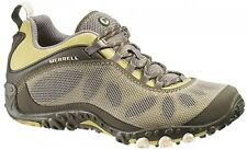 MERRELL CHAMELEON ARC PURE OLIVE/LIME WOMENS 9.5 LOW HIKING CROSS TRAINING SHOES