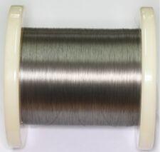 3 m Titanium Gr.1 wire / 3 m Titan Gr.1 Draht Ø 0,1mm