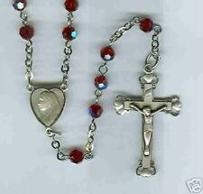 Sterling Silver Rosary Kit No. 590