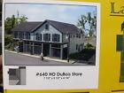 """Branchline HO #640 Dubois Store 7-1/2"""" x 8-1/2"""" x 4-1/4"""" (Laser-Art kit)"""