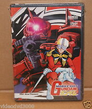 Mobile Suit Gundam: The Red Comet  Vol. 2 (DVD, 2001) Dragon Ball Z Anime NEW