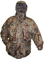 Arctic Armor Floating Extreme Weather Ice Fishing Hunting Jacket Camo Small