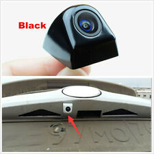 Black Car Night Vision Rear View Reversing Backup HD Camera 170° Waterproof
