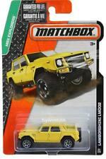 2015 Matchbox #83 MBX Explorers Lamborghini LM002