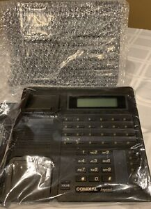 NEW Comdial Impact 8324SJ Phones Black 8324SJ-GT 8324SJ-FB  never used