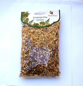 Gorse Flower Tea Loose Leaf 6 x 50 gr - Infusions from Portugal