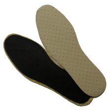 H0032 BINOX Size 7/8 UK (41/42 EU) Comfort Full Length Shoe Insoles - 2 Pairs