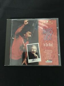 JAMES LAST - IN THE MOOD CD Album Zustand gut #637