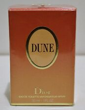 DUNE By Christian Dior 1.0 oz EDT Perfume For Women New In Box