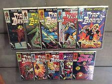 STAR BRAND (1986) #1-15 COMPLETE SET NEW UNIVERSE MARVEL COMICS