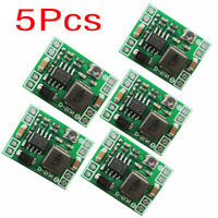 5PCS 3A Step down Buck Power Converter Module Adjustable 4.5V-28V to 0.8V-20V