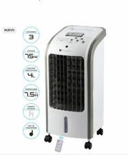 Aire Cooler Refrigerador y Humificador 3 Velocidades 75 Watios con Mando TH-KB11
