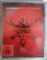 Doomsday Tag der Rache Bluray Rhona Mitra NEU Special Edition Blood Canned