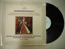 33 RPM Vinyl Mahler Johann Sebastian Bach Tonet, ihr Pauken! 2533401 112614KME