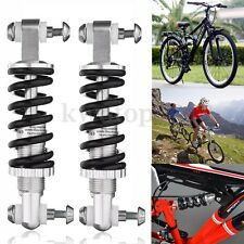 2x Mountain Bike MTB Bicycle Shock Absorber 450LBS/in Rear Suspension  Damper