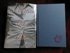 Markus Zusak (Book Thief) - GETTING THE GIRL - first printing