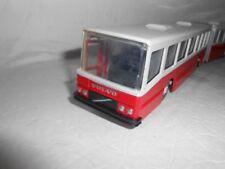 RARE NZG Model Volvo B10M Bus Red