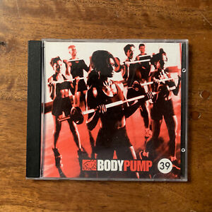 Les Mills BodyPump Body Pump 39 Music CD
