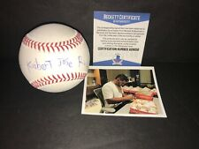 Keibert Ruiz Dodgers FULL NAME Autographed Signed Baseball BECKETT ROOKIE COA