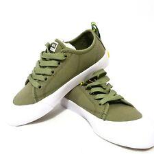 BNIB Volley Deuce Low V74008 Shoe Khaki White Unisex Size Mens US 4 Womens US 6